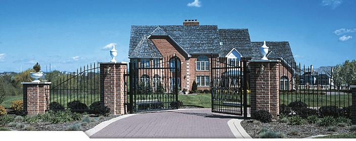 driveway gates jacksonville
